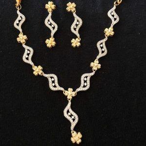 NEW Indian jewelry set